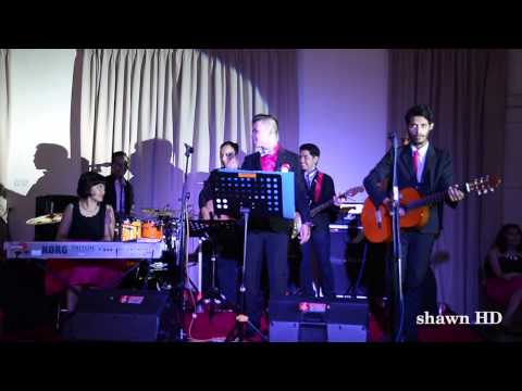 Shawn feat Rezha Tan - Teman Hidup (Tulus, Cover)
