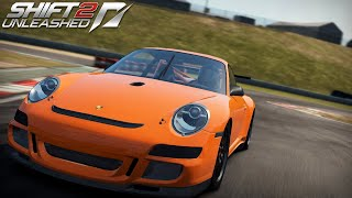 NFS SHIFT 2 UNLEASHED #2 GT3 RS