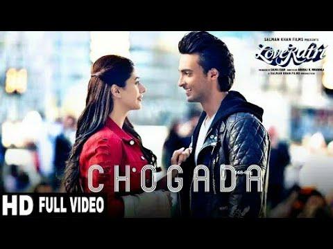 Chogada love ratri movie song-Warina Hussain-Darshan Raval YOUTUBE/BOLLYWOOD BABA