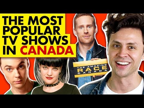 What Do Canadians Watch On TV?