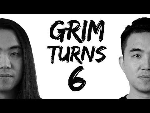 Grim Film turns 6, Jared shaves his head