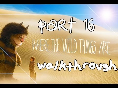 Download Where The Wild Things Are Walkthrough Part 16 (PS3, X360, Wii)  Ending