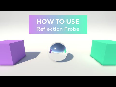 Unity 2017 Tutorial - Reflection Probe