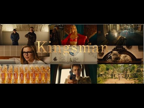 Frame by Frame ; Kingsman: The Golden Circle | The Ultimate Breakdown