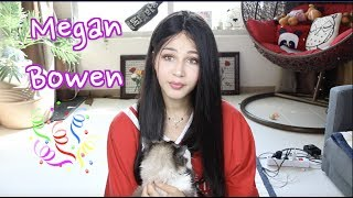 Why I Changed from Chonunmigooksaram to Megan Bowen?