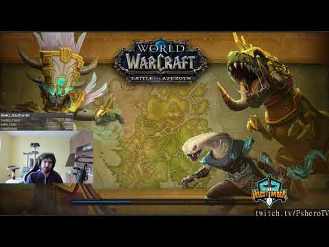Repeat WoW streams highlights [02-04-2019] - feat  Towelliee