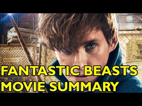 Thumbnail: Movie Spoiler Alerts - Fantastic Beasts and Where to Find Them (2016) Video Summary