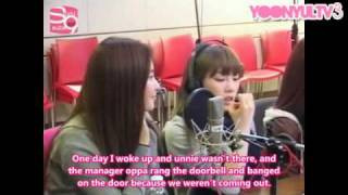 YoonYul Moment #52 - The Perfect Roommates