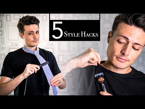5 Awesome Style Hacks That Save Time   Mens Fashion Tips   BluMaan 2017