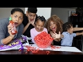 HOT CHIP CHALLENGE WITH KIDS REDEMPTION