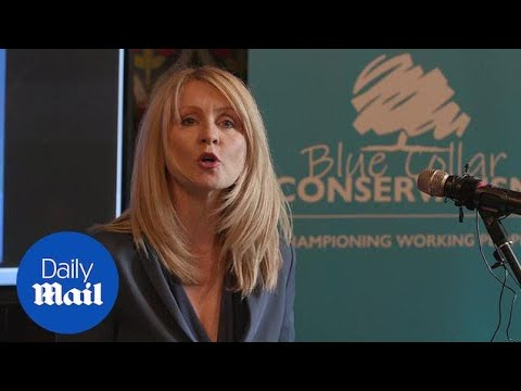 Esther McVey Launches Blue Collar Conservatism And Talks Brexit