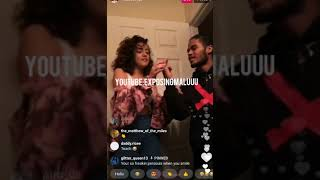 MALU TREVEJO ⁉️⁉️DELETED LIVE‼️‼️TALKING ABOUT HOW TO EAT A PU$$Y ‼️MUST WATCH‼️Danielle bregoli P#1