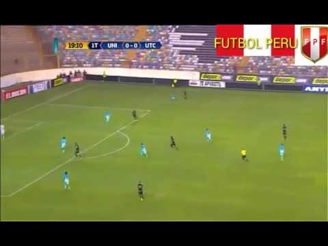 Universitario vs utc 3-1 TORNEO DE VERANO 2017