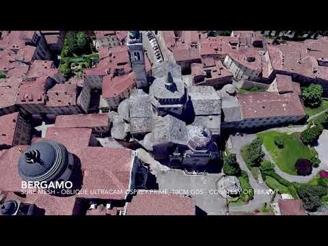 Large Scale 3D Mesh And City Model With SURE Software