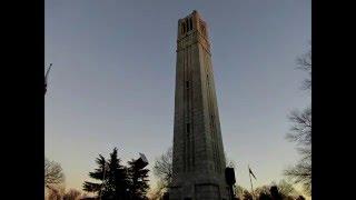 NC State University: Campus Tour & Carter-Finley Stadium
