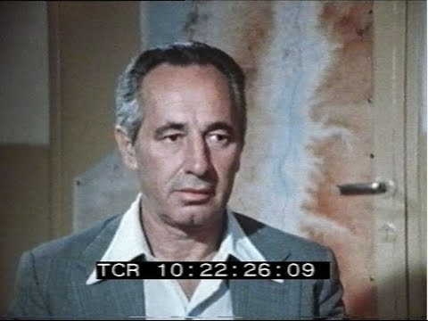 Shimon Peres - Israel - Palestinians - 1974