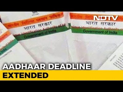 Aadhaar Not Necessary For Bank Accounts And Phones For Now: Supreme Court