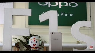 Oppo F1s Gold Review | Oppo F 1S  Build, Design, Software, unboxing & Camera