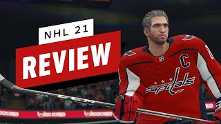 NHL 21 Review (Video Game Video Review)