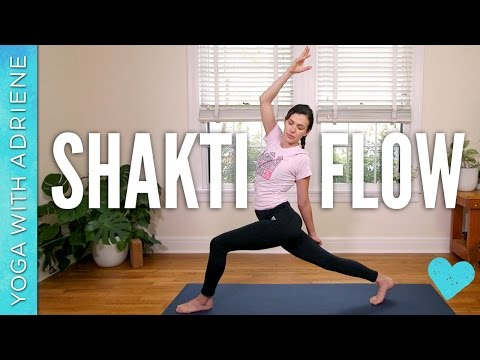 Shakti Power Flow - Yoga With Adriene