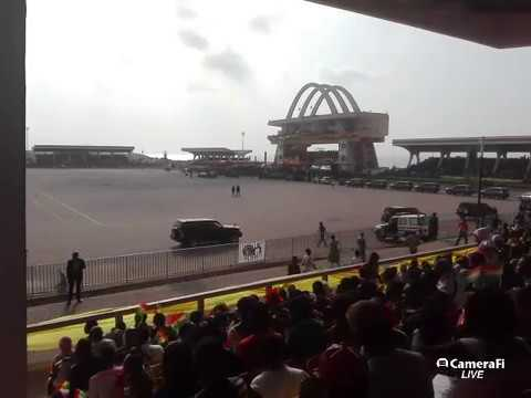 Ghana Independence Day 2017, March 6, live from Accra, Ghana