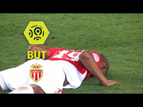 But Djibril SIDIBE (68') / AS Monaco - Olympique de Marseille (6-1)  / 2017-18