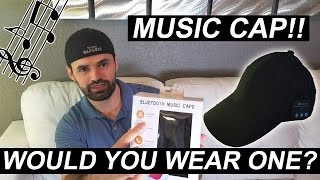 Music Cap Bluetooth - Review