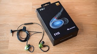 FiiO FH1 - best in-ear below 100$?
