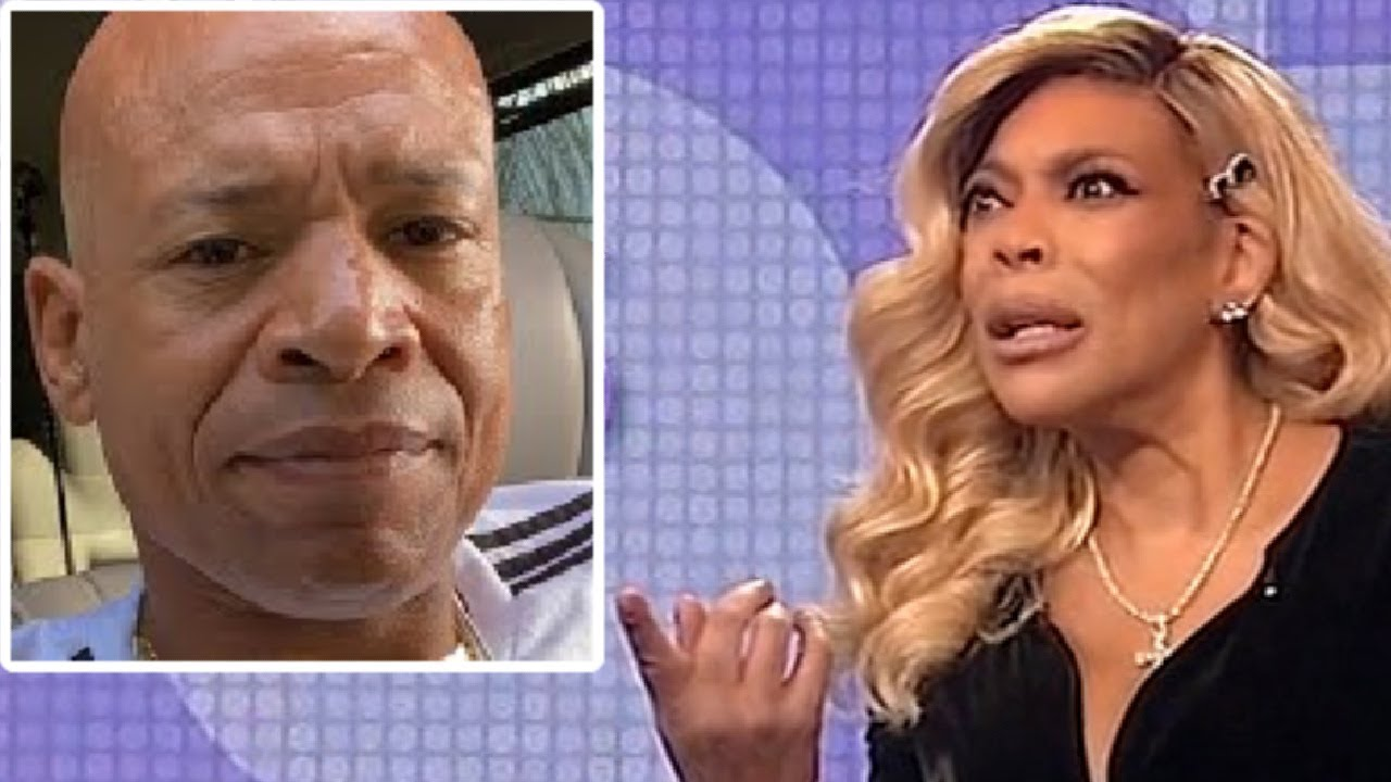 Round 4:  Wendy Williams Checks Her Brother Tommy On TV Again  [VIDEO]