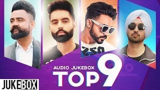 Top 9 Punjabi Hit Audio JukeBox Amrit Maan Goldy Parmish Verma Latest Punjabi Song 2019