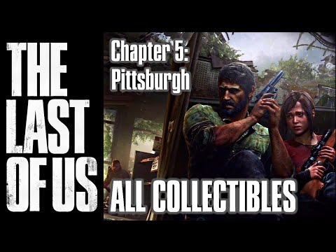 The Last of Us Remastered - Chapter 5 All Collectibles Video Guide (Artifacts, Firefly Pendants)