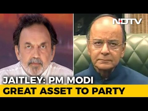 Is BJP Becoming The New Congress? Arun Jaitley Responds.
