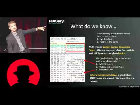 Blackhat 2010 Malware Attribution tracking cyber s...