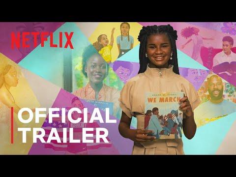 Bookmarks: Celebrating Black Voices NEW Series Trailer | Netflix Jr