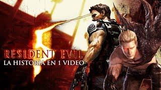 Resident Evil 5 | La Historia en 1 Video