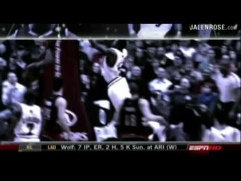 2009-2009 NBA Images of the Year - ESPN SportsCenter 4/17/09
