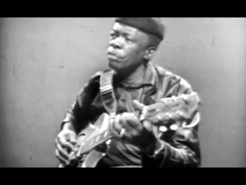 John Lee Hooker - It Serves Me Right To Suffer 1969