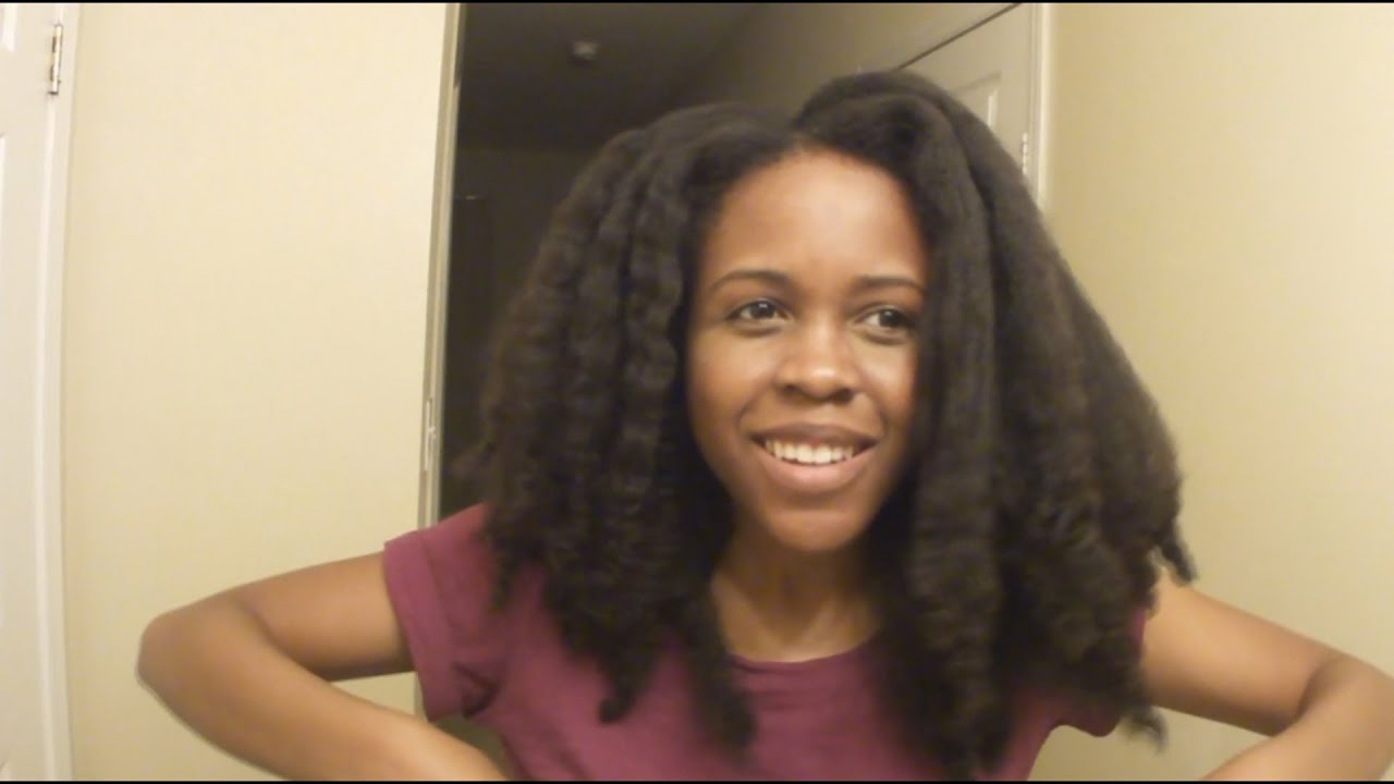 My Healthy Natural Hair Growth and Care Tips