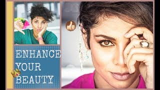 ENHANCE YOUR BEAUTY/HOW TO LOOK ATTRACTIVE AND FEEL CONFIDENT