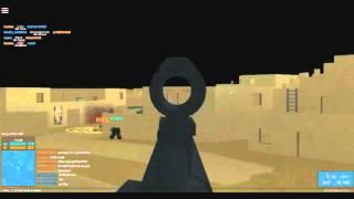Roblox: Phantom Forces BFG-50 sniping montage