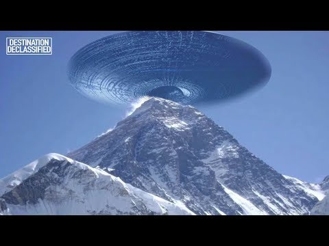 PROOF Mount Everest is a UFO Base?