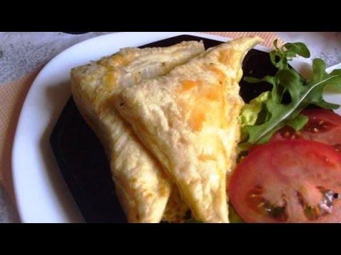 Треугольники с сыром