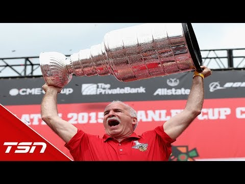 """""""Quenneville is arguably the best coach I've ever seen"""" - Jamie McLennan"""