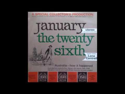 January The Twenty Sixth Vinyl LP Recording (Musical, 1967)