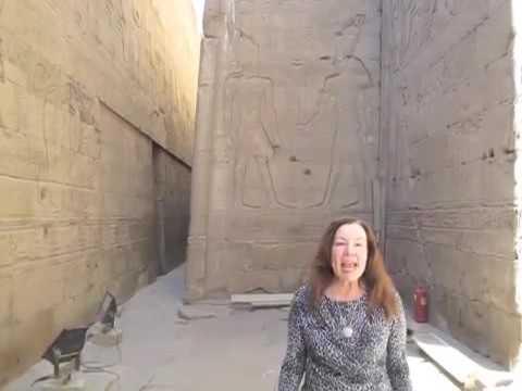 Return To Egypt - Horus Temple Edfu