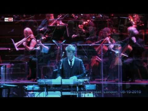 a-ha live - Here I Stand and Face the Rain (HD), Royal Albert Hall, London 08-10-2010