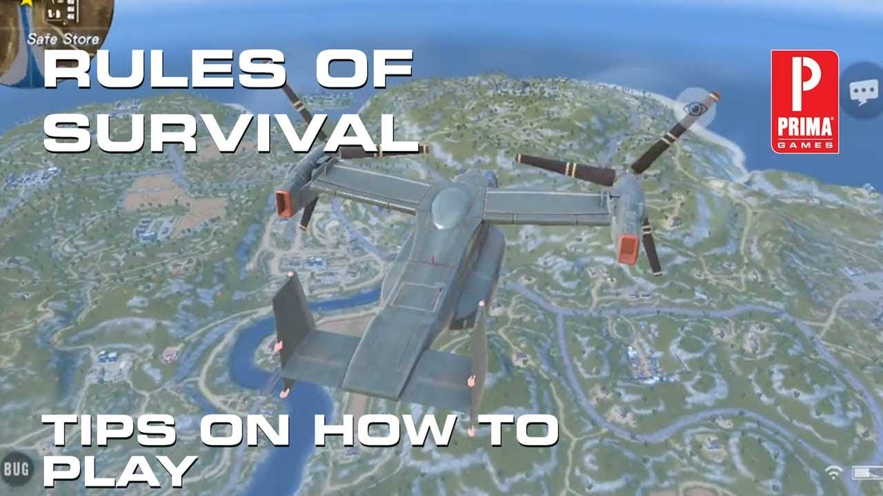 rules of survival microsoft