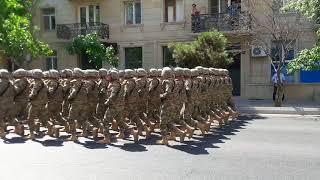 Парад в честь 100 летия Азербайджанской Армии . Гордость Азербайджана ❤❤❤