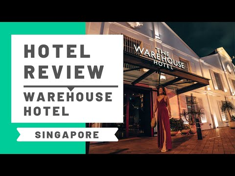 Hotel Review: The Warehouse Hotel Singapore