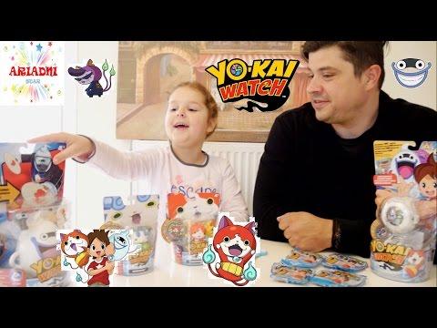 Yo- Kai Watch ⌚ παιχνίδια για παιδιά ⌚Yoκai Watch greek ⌚ Παιδικά βίντεο για παιδιά